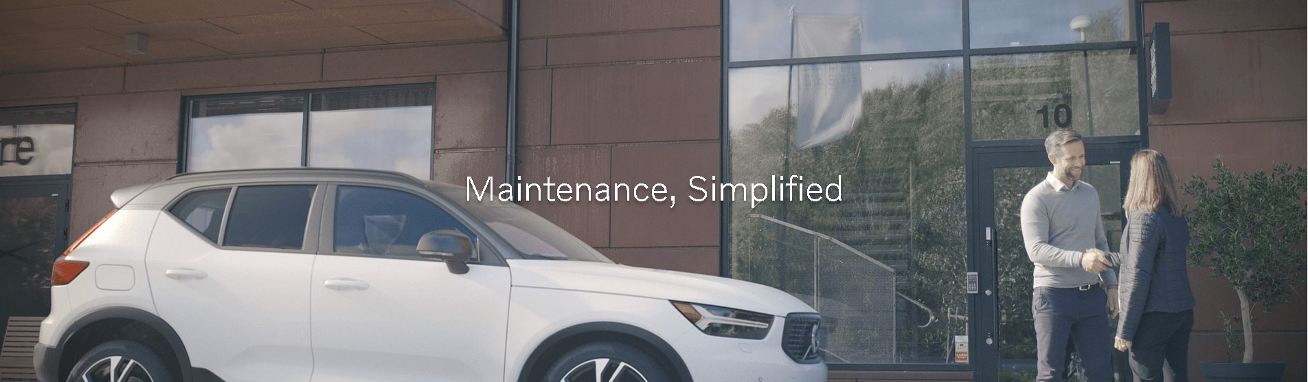 Volvo Valet Program available at Culver City Volvo helps you with service
