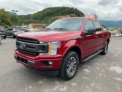 2018 Ford F-150 XLT Sport 4x4 Crew Cab Short Bed Truck