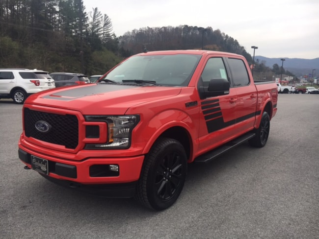 2019 Ford F-150 XLT Special Edition 4x4 Truck