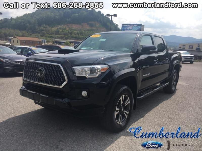 2019 Toyota Tacoma TRD 4x4 Sport Crew Cab Short Bed Truck