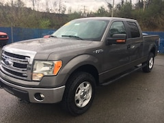 2014 Ford F-150 XLT 4x4 Long Bed Crew Cab Truck