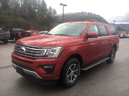 2020 Ford Expedition XLT MAX 4x4 SUV