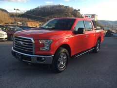 2017 Ford F-150 XLT 4x4 Crew Cab Short Bed Truck