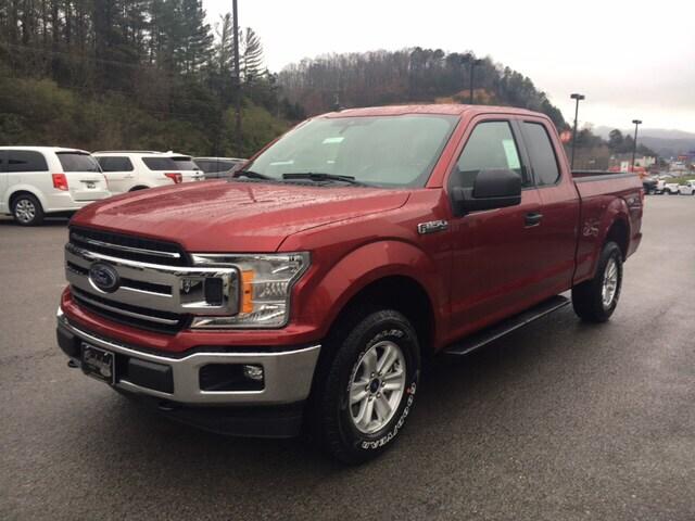 2019 Ford F-150 XLT 4x4 Truck