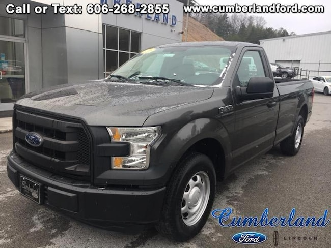 2016 Ford F-150 XL Long Bed Truck