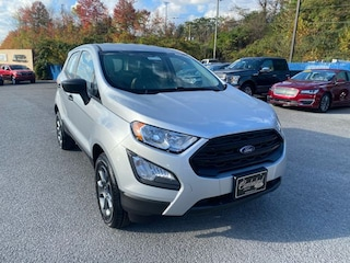 2020 Ford EcoSport S 4x4 Crossover