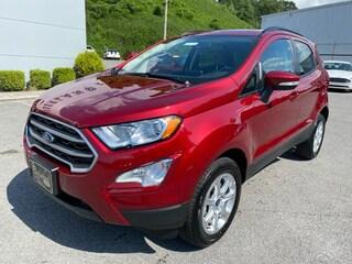 2020 Ford EcoSport SE 4X4 Crossover