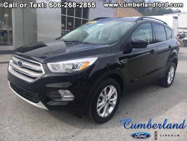 2018 Ford Escape SEL 4x4 SUV