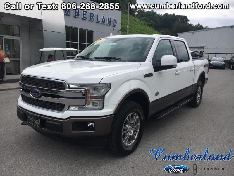 2019 Ford F-150 King Ranch Crew Cab