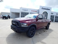 New 2020 Ram 1500 Classic WARLOCK QUAD CAB 4X4 6'4 BOX Quad Cab For Sale Weatherford, Oklahoma