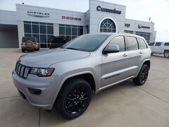New 2020 Jeep Grand Cherokee ALTITUDE 4X4 Sport Utility For Sale Weatherford, Oklahoma
