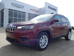 New 2020 Jeep Cherokee LATITUDE FWD Sport Utility For Sale Weatherford, Oklahoma