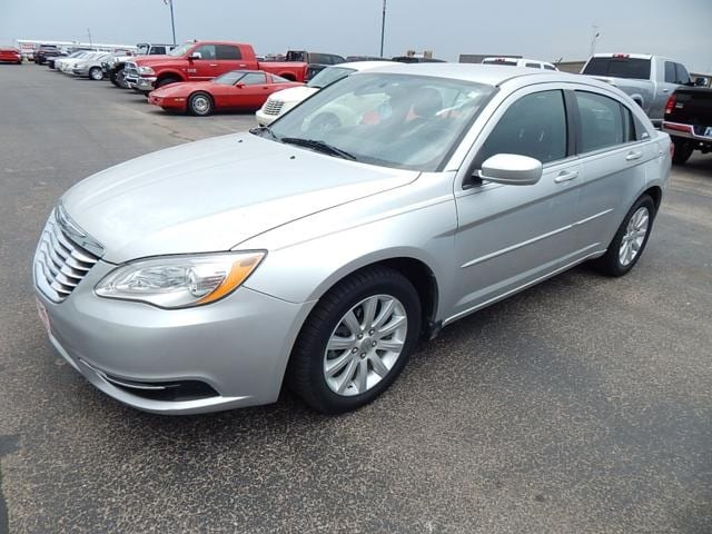2011 Chrysler 200 Touring Sedan