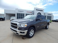 New 2020 Ram 1500 BIG HORN CREW CAB 4X4 5'7 BOX Crew Cab For Sale Weatherford, Oklahoma