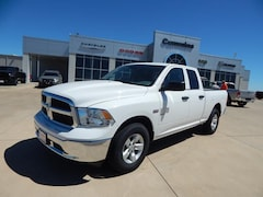New 2020 Ram 1500 Classic TRADESMAN QUAD CAB 4X2 6'4 BOX Quad Cab For Sale Weatherford, Oklahoma