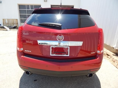 Used 2014 CADILLAC SRX Luxury CollectionLuxury Collection
