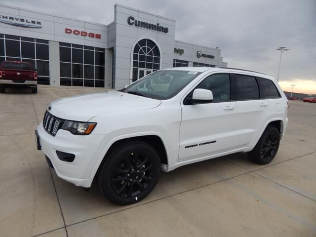 New 2019 Jeep Grand Cherokee ALTITUDE 4X2 For Sale