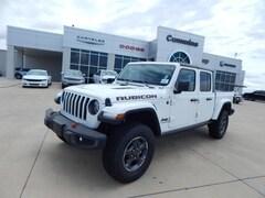 New 2020 Jeep Gladiator RUBICON 4X4 Crew Cab For Sale Weatherford, Oklahoma