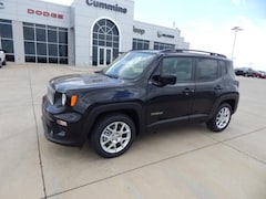 New 2019 Jeep Renegade LATITUDE FWD Sport Utility For Sale Weatherford, Oklahoma