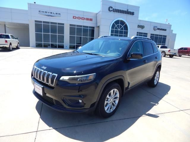 New 2019 Jeep Cherokee LATITUDE FWD For Sale | Weatherford OK