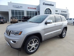 New 2020 Jeep Grand Cherokee LIMITED 4X4 Sport Utility For Sale Weatherford, Oklahoma