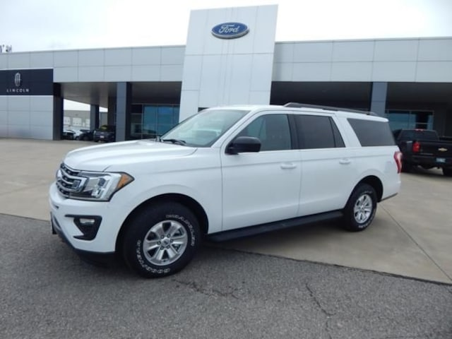 Used 2018 Ford Expedition Max XLXL For Sale | Weatherford OK