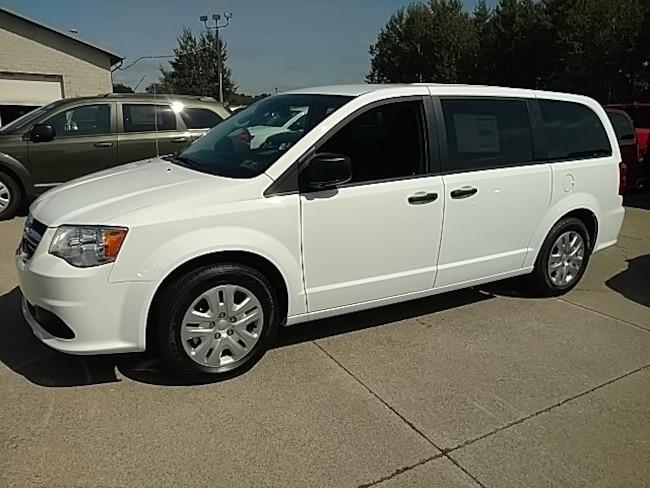 New 2019 Dodge Grand Caravan SE Passenger Van For Sale in Edinboro, PA