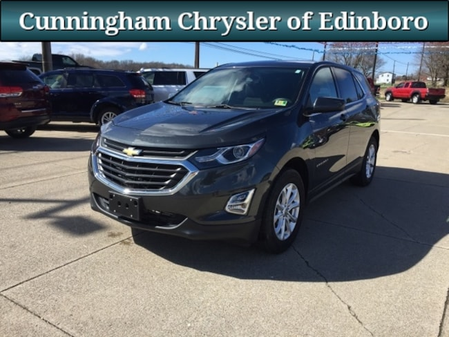 Used 2019 Chevrolet Equinox LT SUV For Sale in Edinboro, PA