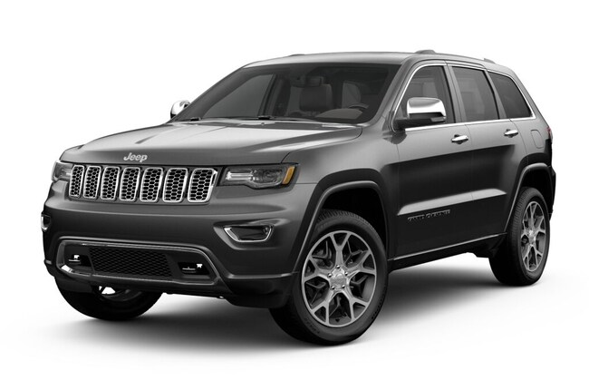 New 2019 Jeep Grand Cherokee OVERLAND 4X4 Sport Utility For Sale in Edinboro, PA