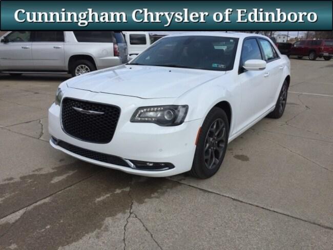 Used 2018 Chrysler 300 S Sedan For Sale in Edinboro, PA