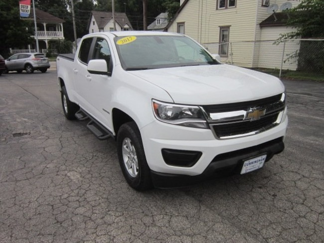 Used 2017 Chevrolet Colorado Work Truck Truck For Sale in Edinboro, PA