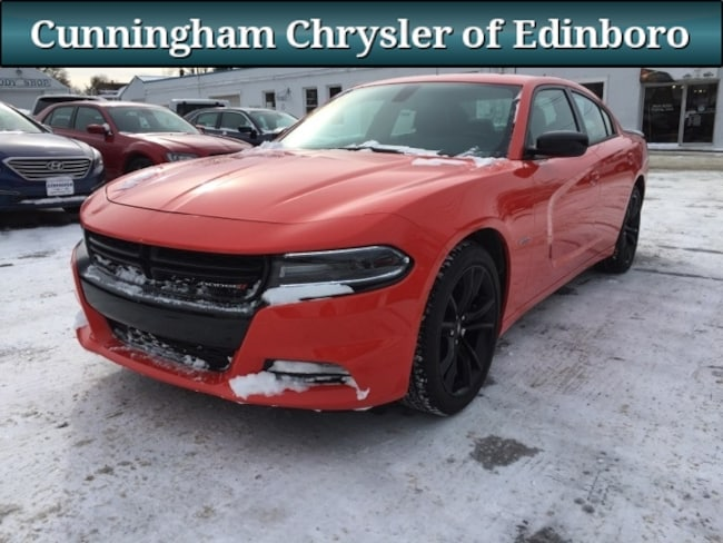 Used 2018 Dodge Charger R/T Sedan For Sale in Edinboro, PA