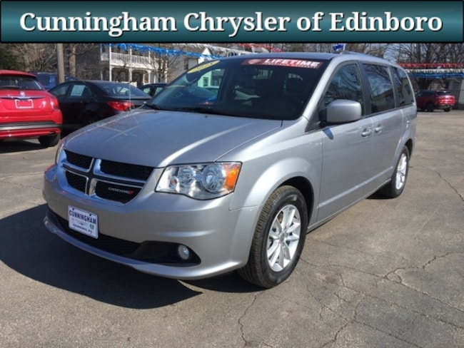 Used 2018 Dodge Grand Caravan SXT Minivan/Van For Sale in Edinboro, PA