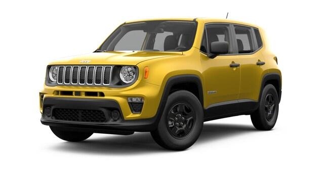 New 2019 Jeep Renegade SPORT 4X4 Sport Utility For Sale in Edinboro, PA
