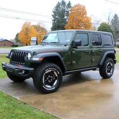 2021 Jeep Wrangler UNLIMITED RUBICON 4X4 Sport Utility