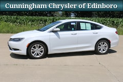 2015 Chrysler 200 Limited Mid-Size Car