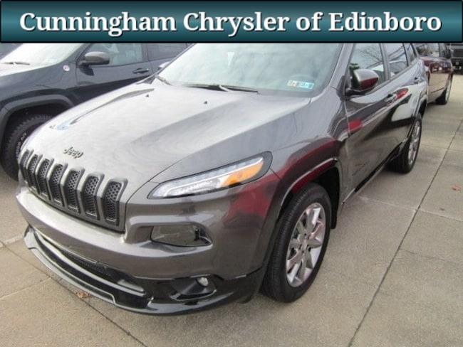 Used 2018 Jeep Cherokee Latitude SUV For Sale in Edinboro, PA