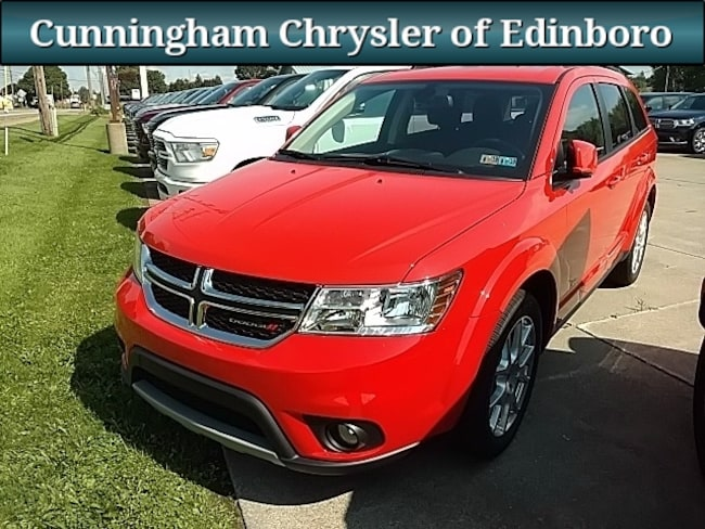 New 2018 Dodge Journey SXT Sport Utility For Sale in Edinboro, PA