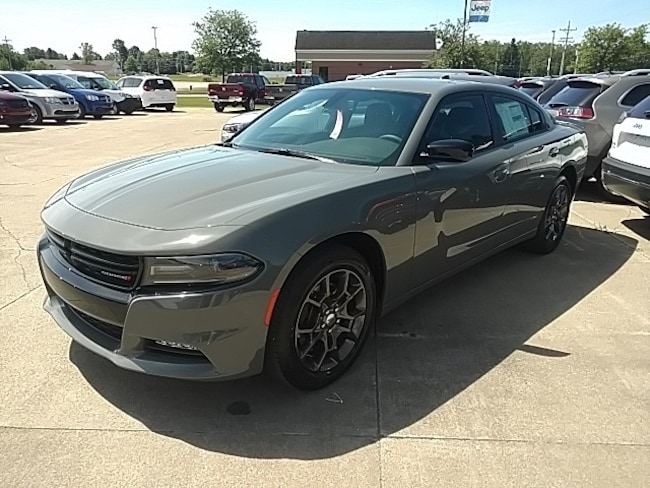 New 2018 Dodge Charger GT AWD Sedan For Sale in Edinboro, PA
