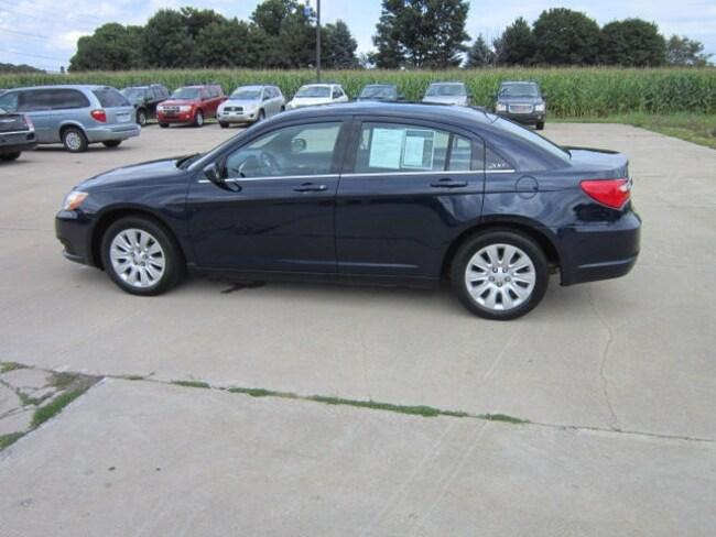 Used 2013 Chrysler 200 LX Sedan For Sale in Edinboro, PA
