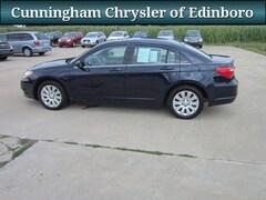 2013 Chrysler 200 LX Sedan