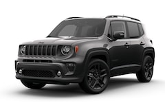 2021 Jeep Renegade 80TH ANNIVERSARY 4X4 Sport Utility