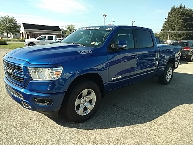 New 2019 Ram 1500 BIG HORN / LONE STAR CREW CAB 4X4 6'4 BOX Crew Cab For Sale in Edinboro, PA