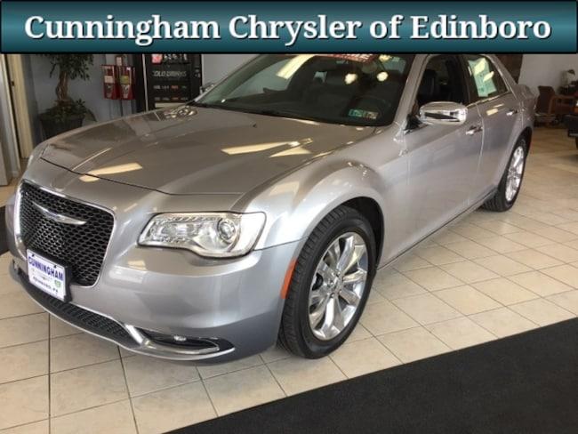 Used 2018 Chrysler 300 Limited Sedan For Sale in Edinboro, PA