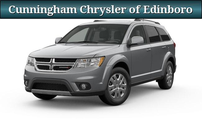 New 2019 Dodge Journey SE AWD Sport Utility For Sale in Edinboro, PA