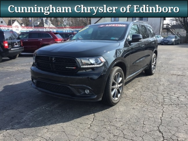 Used 2018 Dodge Durango GT SUV For Sale in Edinboro, PA