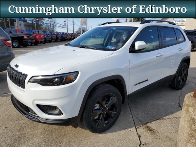 New 2019 Jeep Cherokee ALTITUDE 4X4 Sport Utility For Sale in Edinboro, PA