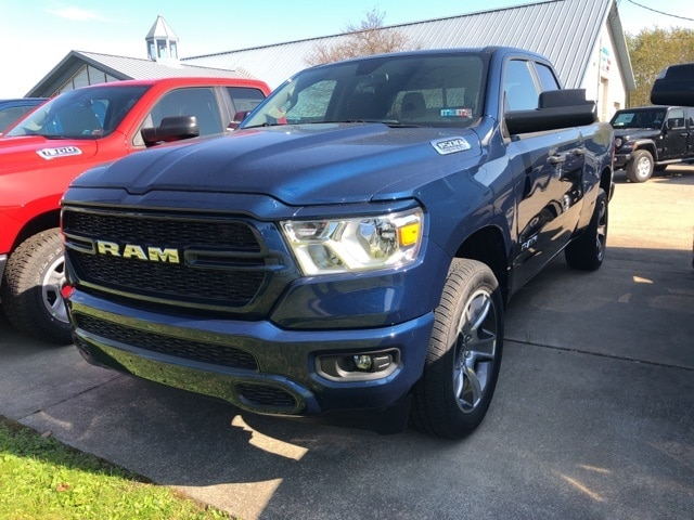 2020 Ram 1500 TRADESMAN QUAD CAB 4X4 6'4 BOX Quad Cab