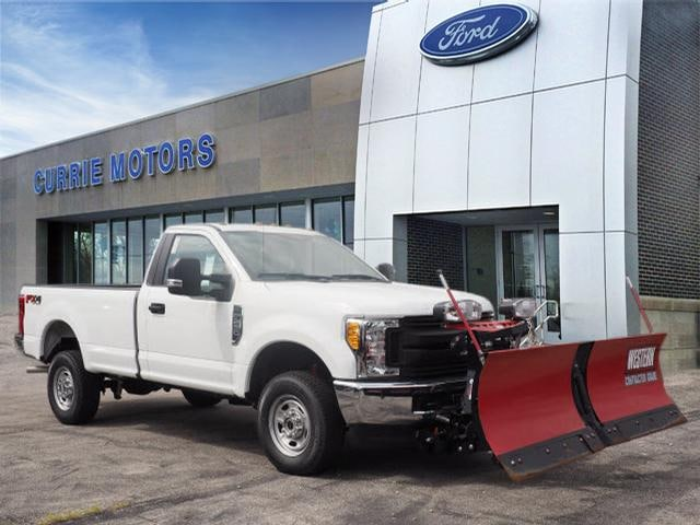 2017 Ford F-250 XL 4x4 XL  Regular Cab 8 ft. LB Pickup