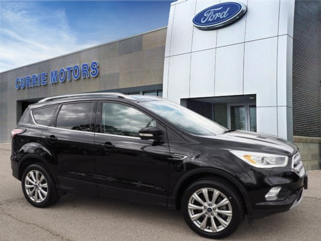 2018 Ford Escape Titanium AWD Titanium  SUV